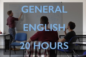 English Course Dublin 20 hour