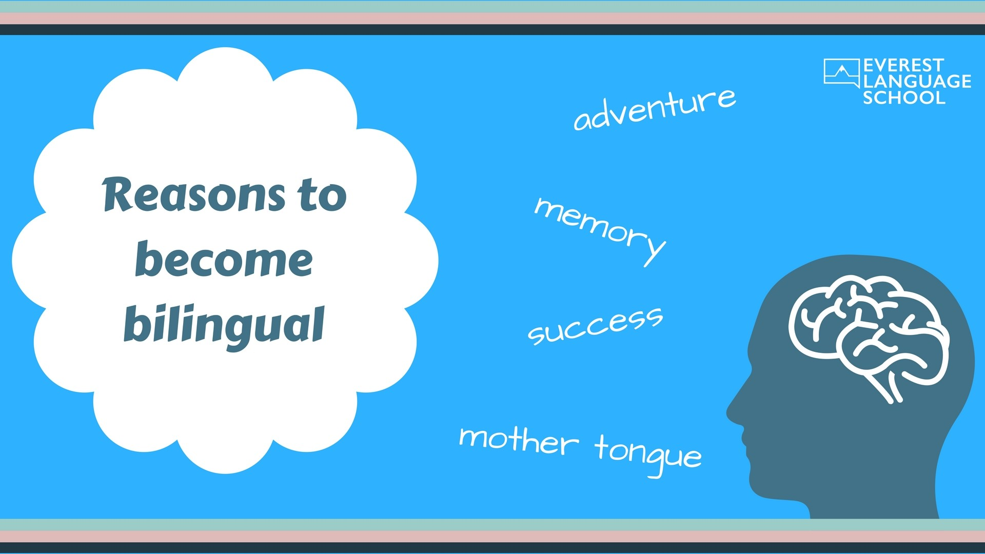 Reasons to become bilingual