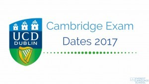 Cambridge Exam Dates 2017