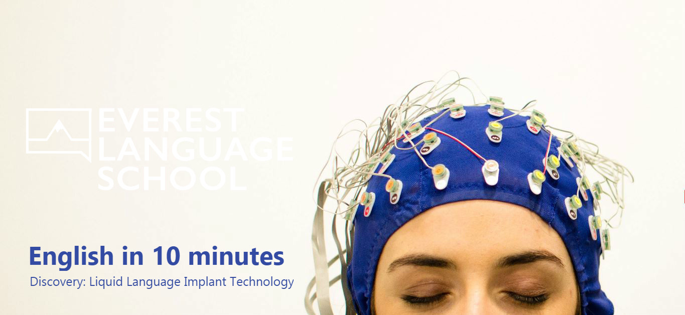 Fluent in English Brain Implant