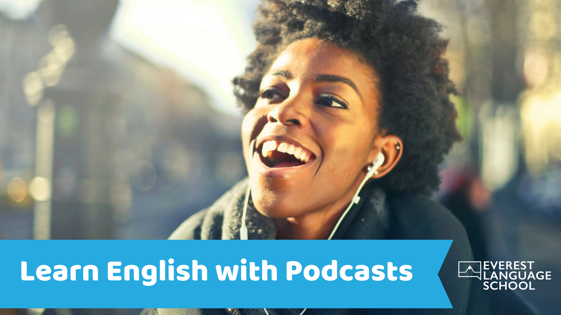 Podcasts for learning English