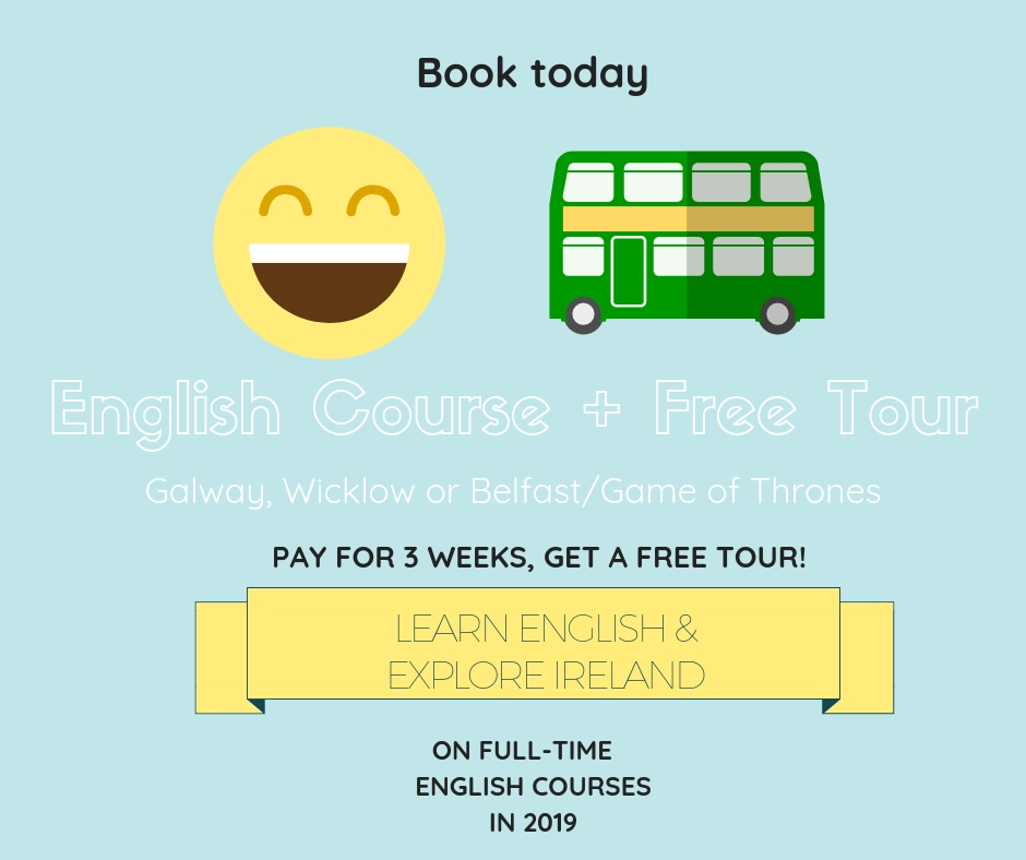 English Course in Dublin
