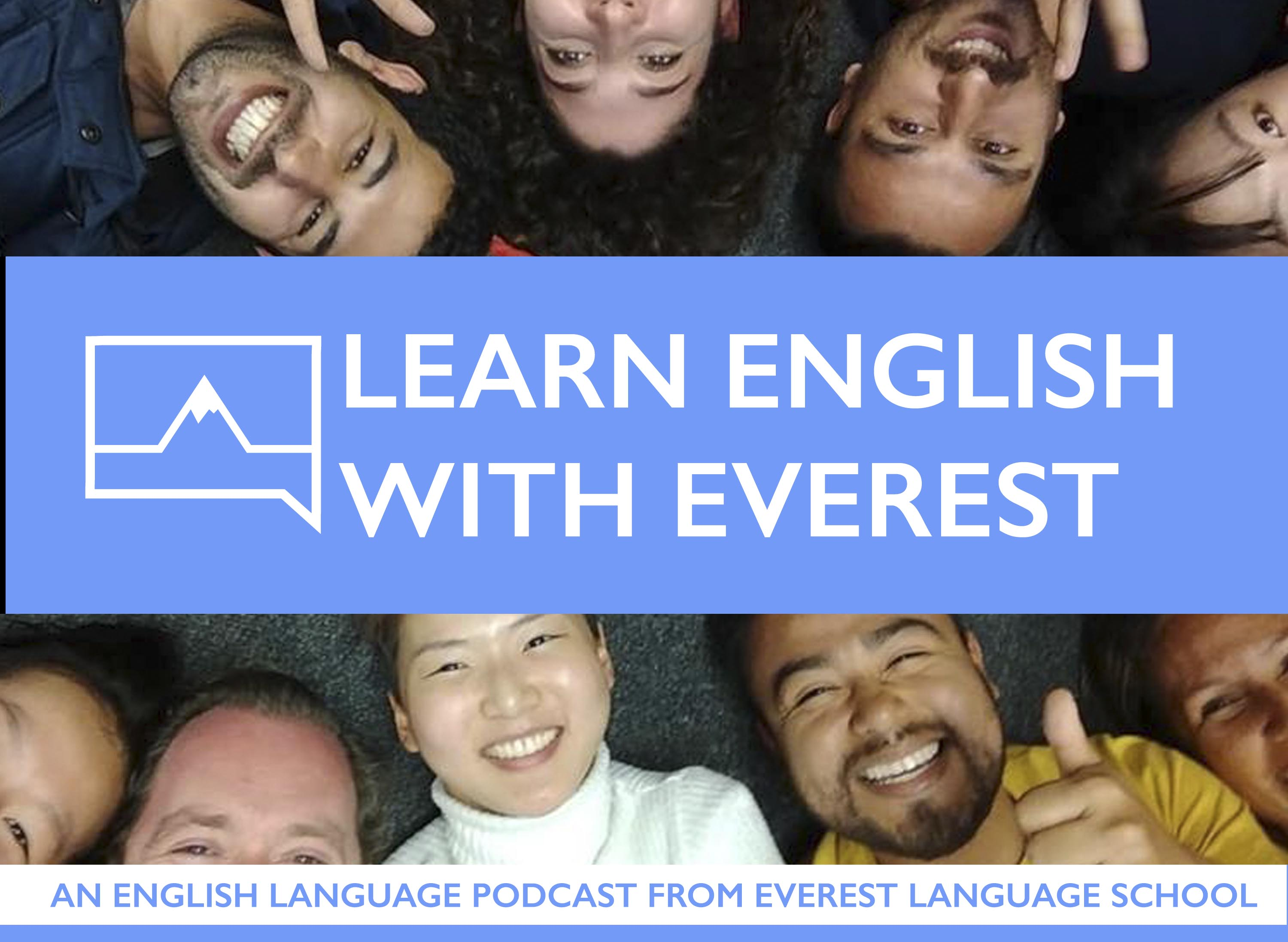 Podcast Learn English with Everest
