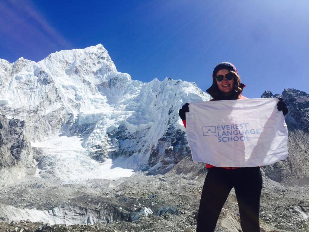Everest Podcast - Vocabulary about adventure and overcoming challenges